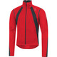 GORE BIKE WEAR Oxygen GWS Jas Heren rood